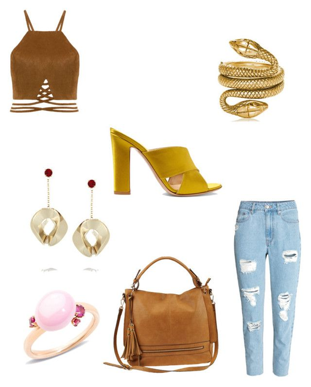 """""""mules"""" by bethanyyk on Polyvore featuring Gianvito Rossi, Pomellato, Etro, Tom Ford and Urban Expressions"""