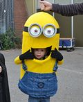 Despicable Me Minion - Halloween Costume Contest at Costume-Works.com #deguisementfantomeenfant