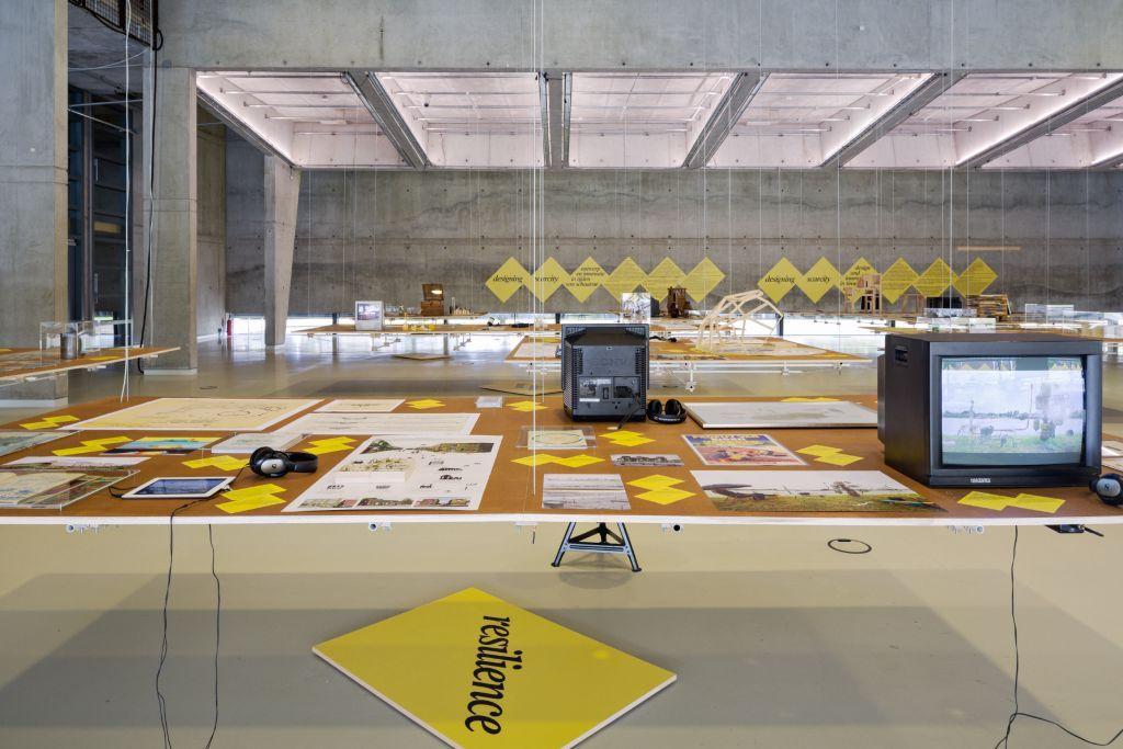 Designing Scarcity, Het Nieuwe Instituut.