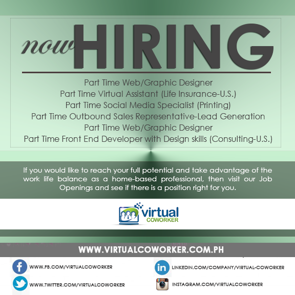 #homebasedjobs #onlinejobs #workfromhome #workonline #onlinework #virtualcoworker