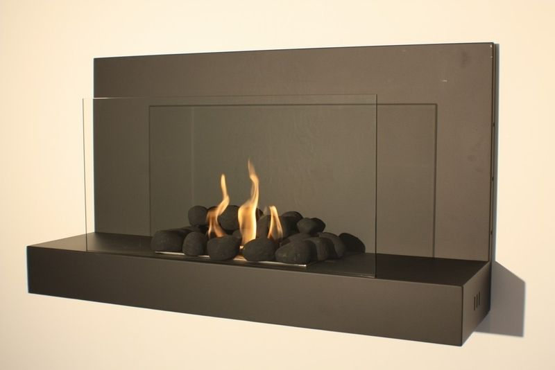 Wall fireplaces and Wall mount