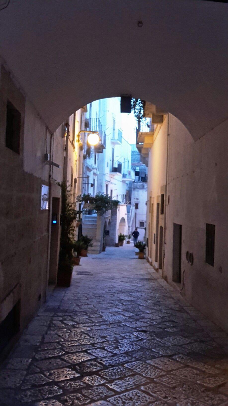Centro storico di Putignano #InvadiAmoPutignano #invasionidigitali @invasionid