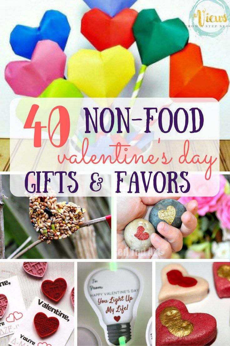 40 Non Food Valentines For Favors And Gifts Valentine Gifts For Kids Preschool Valentines Gifts Teacher Valentine Gifts