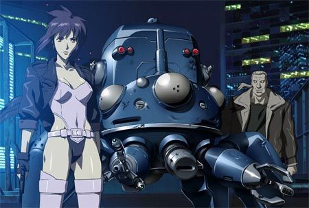 Top 25 Anime Characters Of All Time Ghost In The Shell
