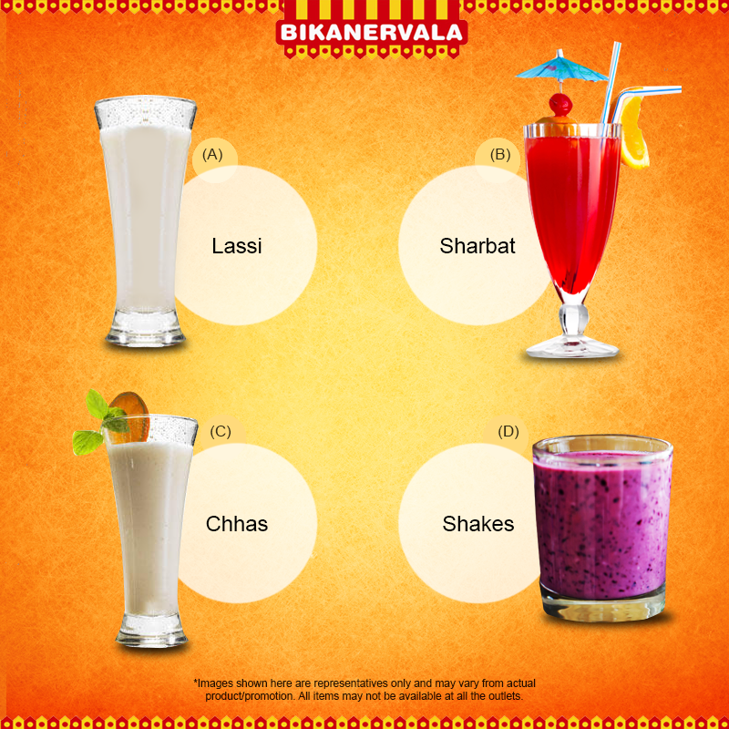 What is the name of the popular drink served in India which