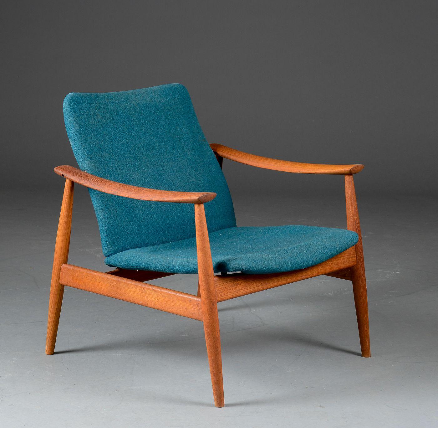 finn juhl 138 france s n denmark 1961 prior. Black Bedroom Furniture Sets. Home Design Ideas