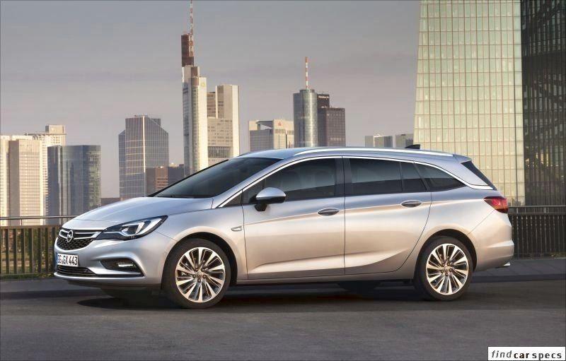 Opel Astra Astra K Sports Tourer 1 6 Turbo 200 Hp Automatic Petrol Gasoline 2018 Astra K Sports Tourer 1 6 Vauxhall Astra Vauxhall Opel