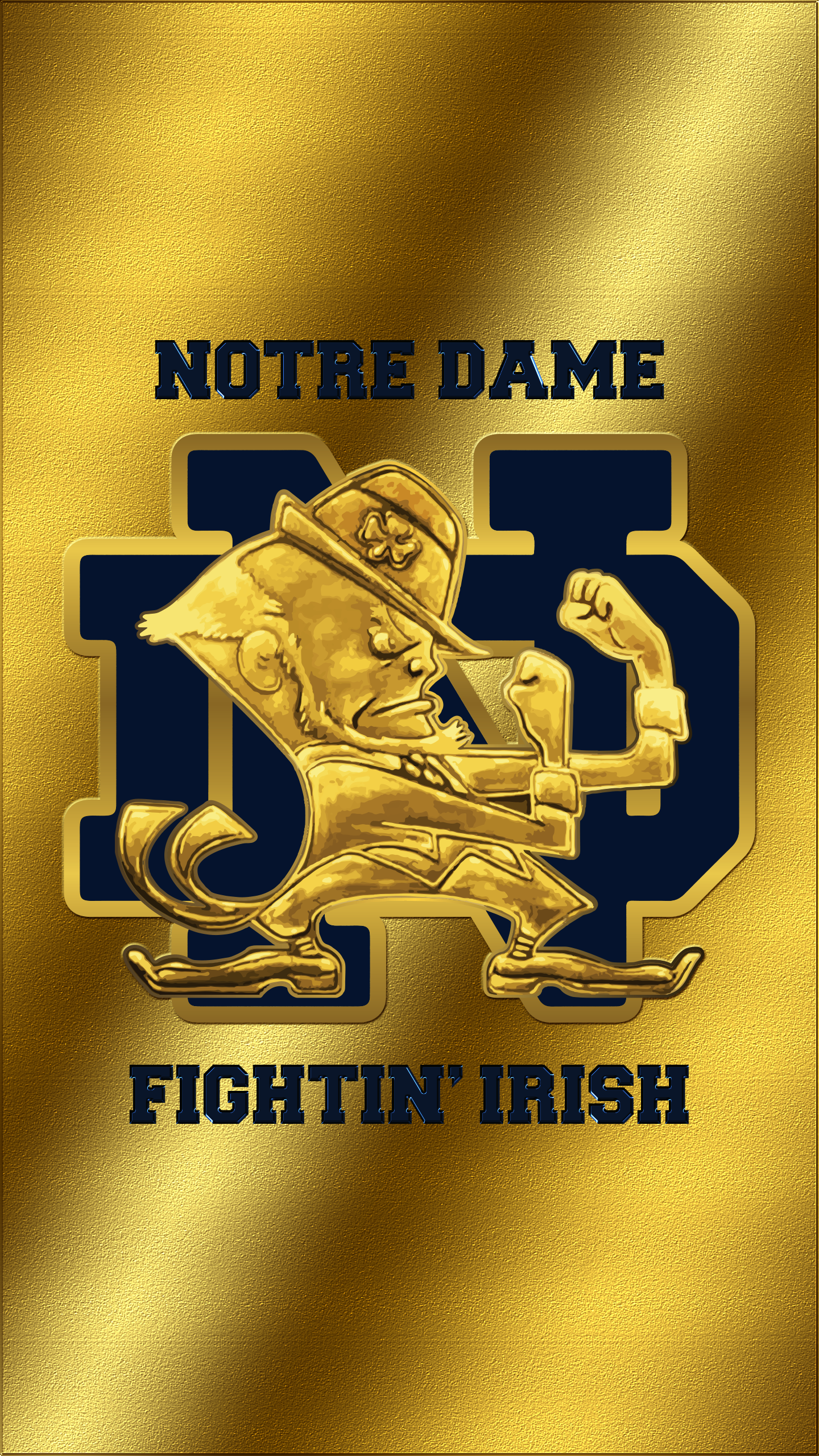 Notre Dame Iphone Android Wallpaper For Your Smart Phone Save And Download I Notre Dame Wallpaper Notre Dame Fighting Irish Football Norte Dame Fighting Irish