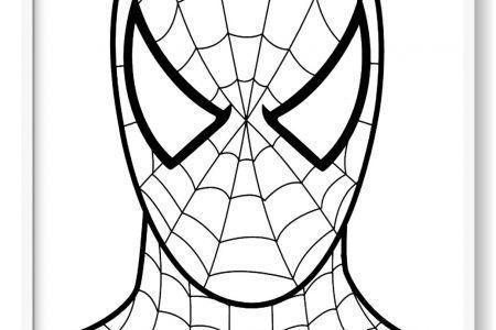 Spiderman Para Colorear 130 Imagenes Del Hombre Arana Para Pintar Hombre Arana Para Pintar Dibujo Del Hombre Arana Arana Dibujo