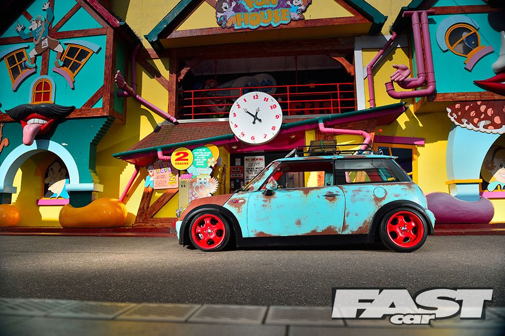 rat style mini r50 mini wheels wheelporn wheels tuning. Black Bedroom Furniture Sets. Home Design Ideas