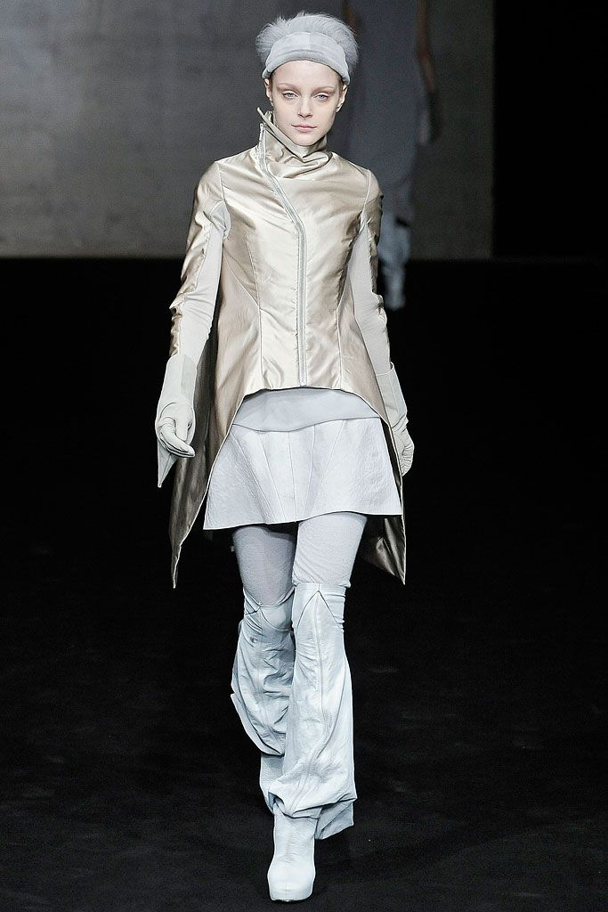 Rick Owens | Fall 2009 Ready-to-Wear Collection | Style.com