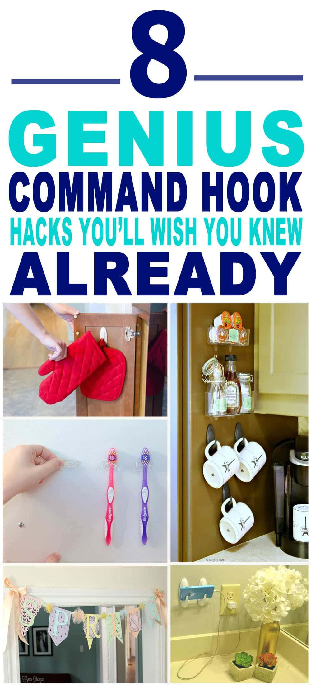 8 Genius Command Hook Hacks That You\'ll Wish You Knew Sooner ...