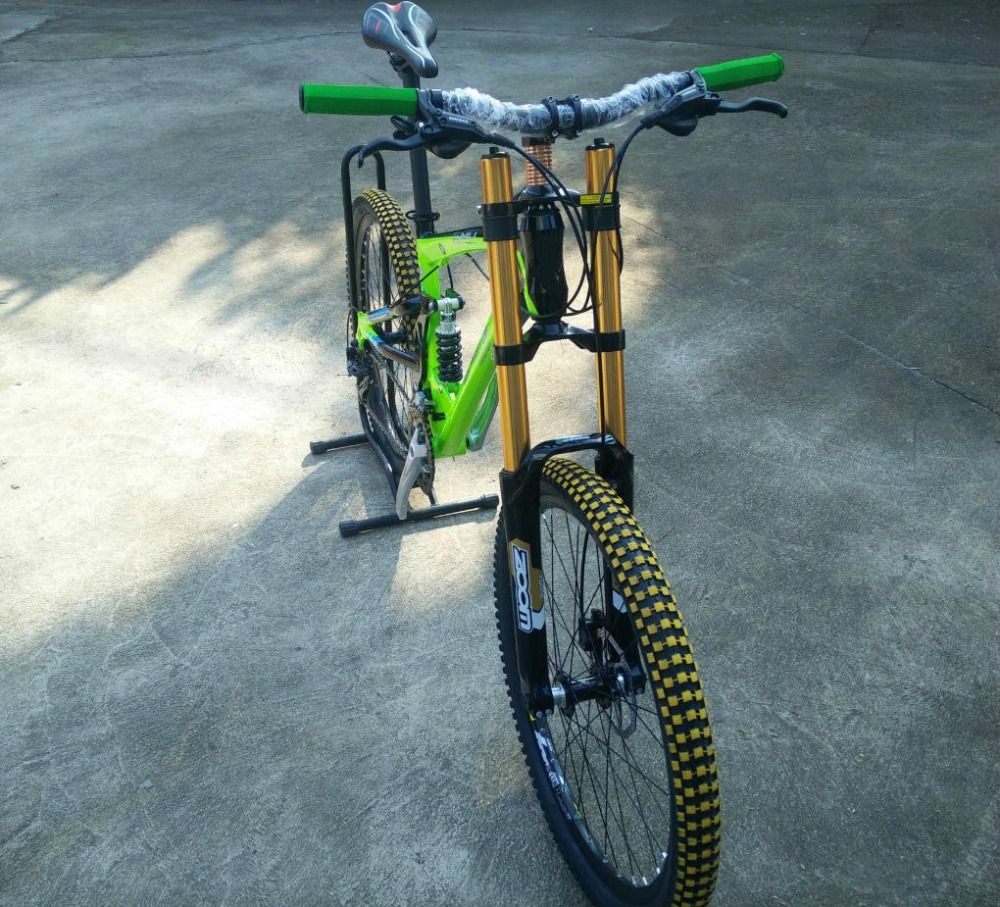 Dirt bike mountainbike, Downhill DH mountainbike 26*2,35 zoll bikes ...