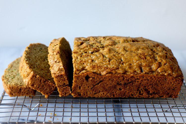 Zucchini Bread Recipe Desserts To Try Postres Panes List