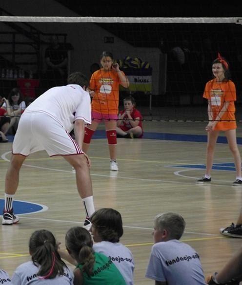 Trening z Marcinem Możdżonkiem