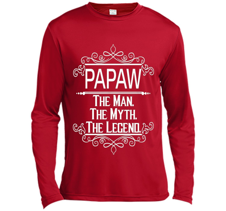 PAPAW The Man The Myth The Legend TShirt