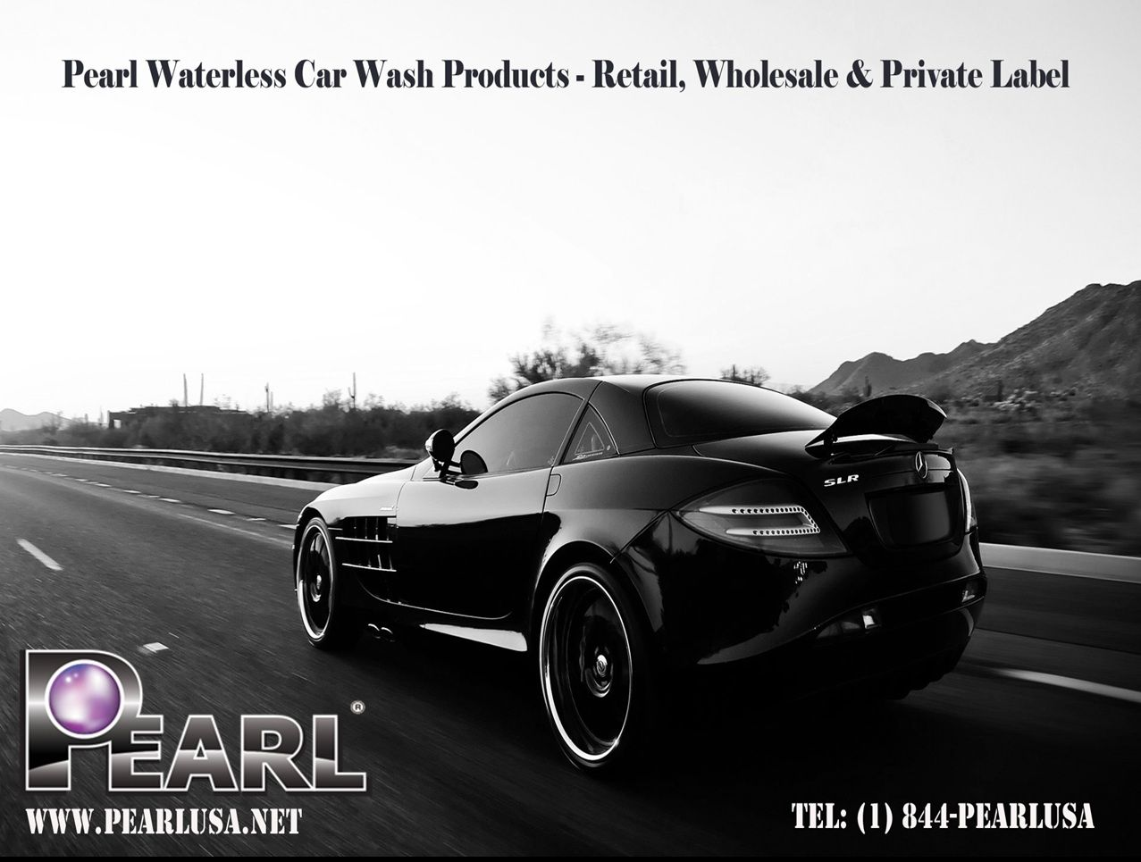 Pearl Waterless Car Wash ProductsClass Wax and Polishes