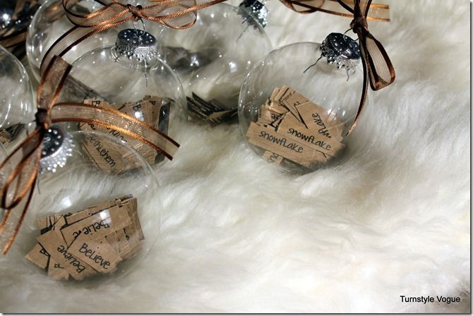 how to clean vintage glass christmas ornaments