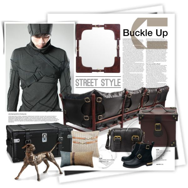 """Buckle Up..."" by gloriettequartet on Polyvore"