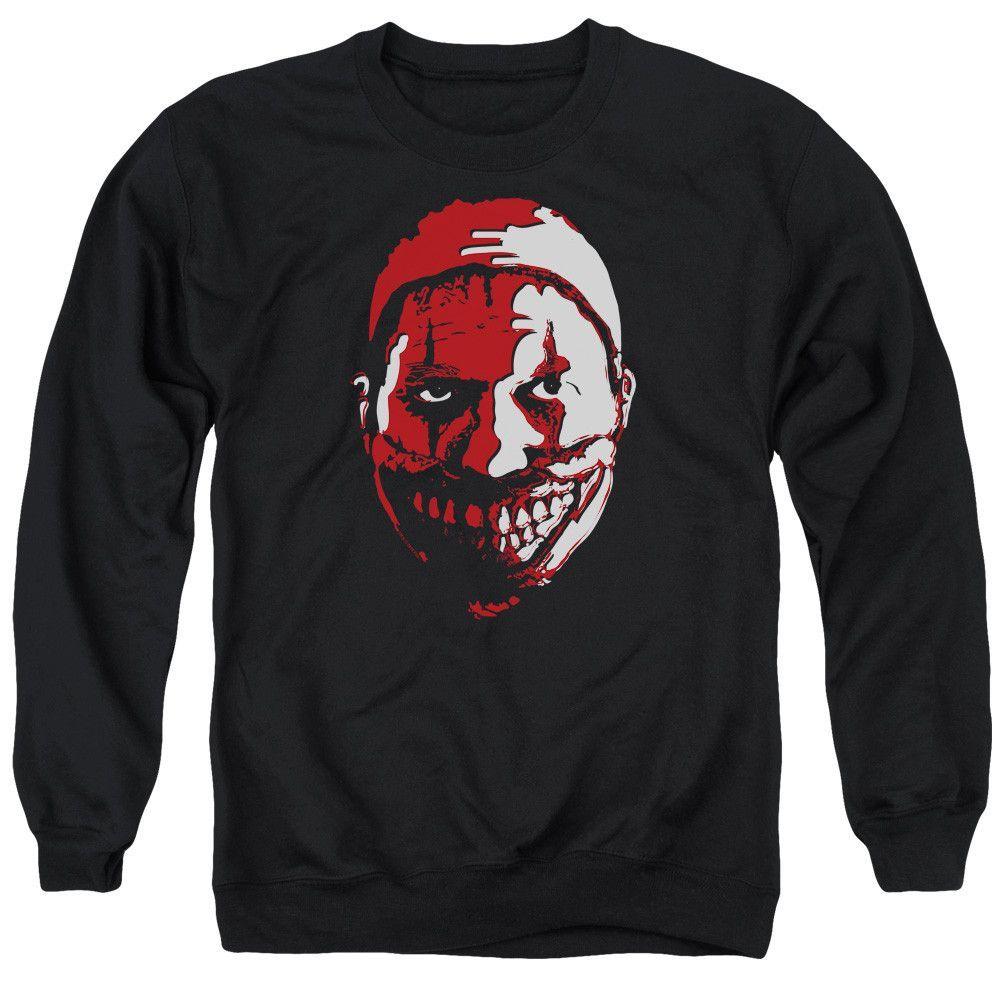 American Horror Story - The Clown Adult Crewneck Sweatshirt