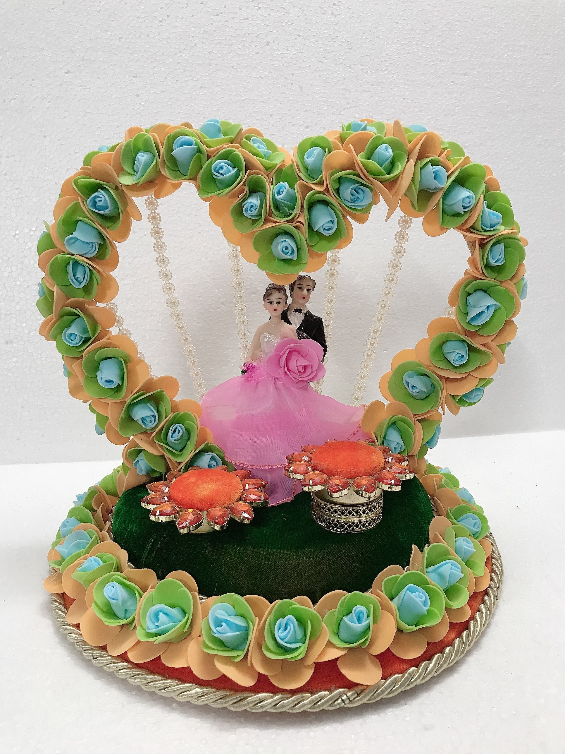 Engagement rings tray Creative wedding gifts, Engagement