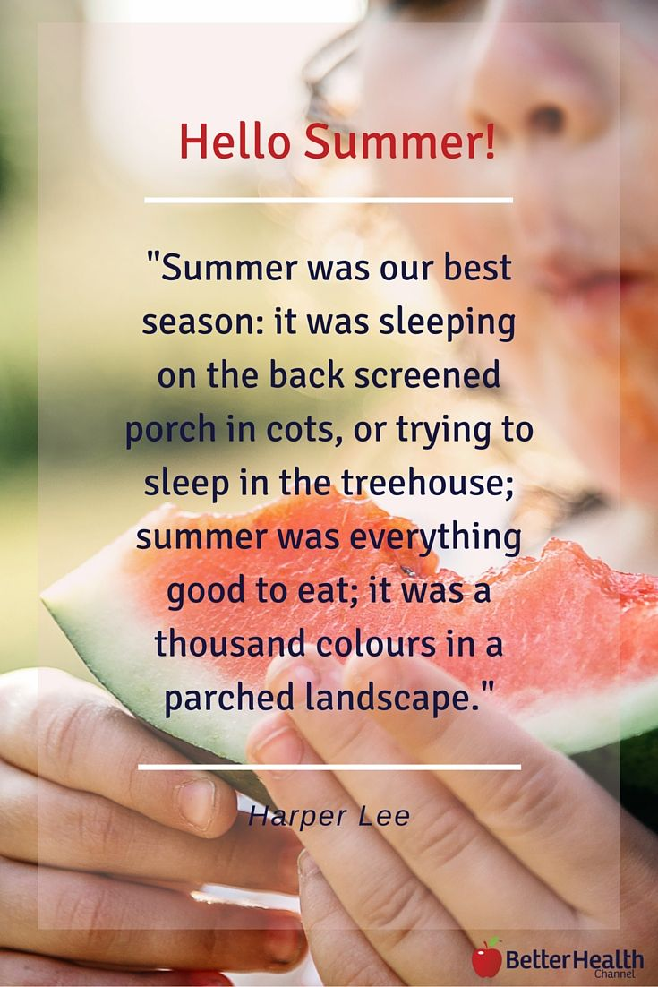 Inspirational Quote For Summer Click Here For A Complete Summer Guide With Tips And Health Advice On Having A Healthie Health Advice Best Season Summer Quotes
