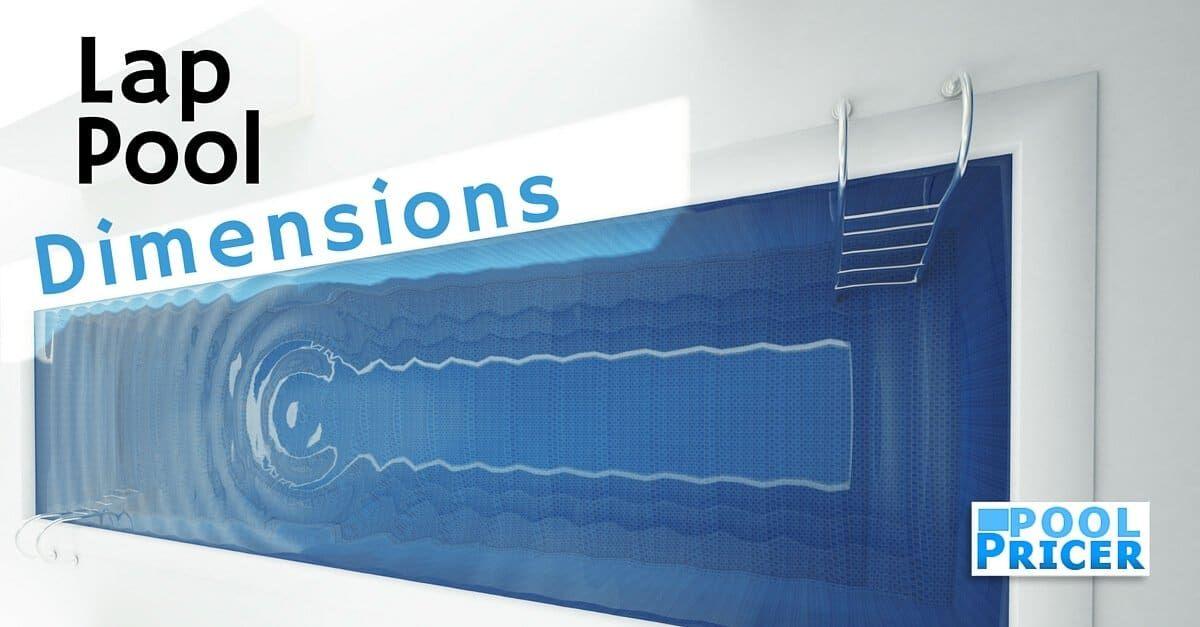 Lap Pool Dimensions And Cost Pool Pricer Lap Pool Lap Pool Designs Swimming Pool Dimensions
