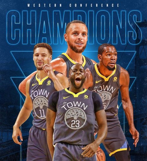d57fc414cba 2018 WESTERN CONFERENCE CHAMPS Nba Finals Game 2