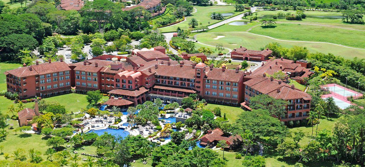 Costa Rica Luxury Resort Hotel Los Suenos Marriott Ocean Golf