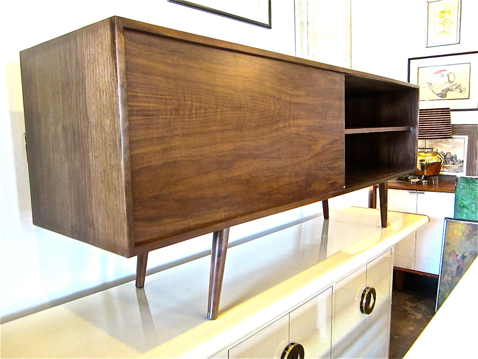 Mid Century Modern Furniture | Tags: Credenza , Eames Style , Mid Century  Modern Furniture