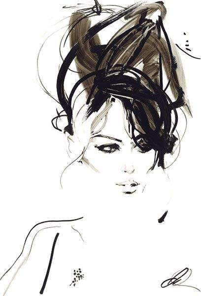 Photo of Portraiture – David Downton