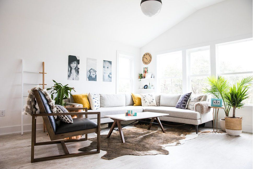 Eclectic Living Room Design Eclectic Living Room