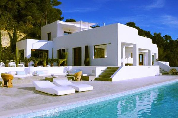 Ibiza Houses For Sale In Ibiza House By Porta Ibiza Mediterranean Style Homes Morden House Beach House Style