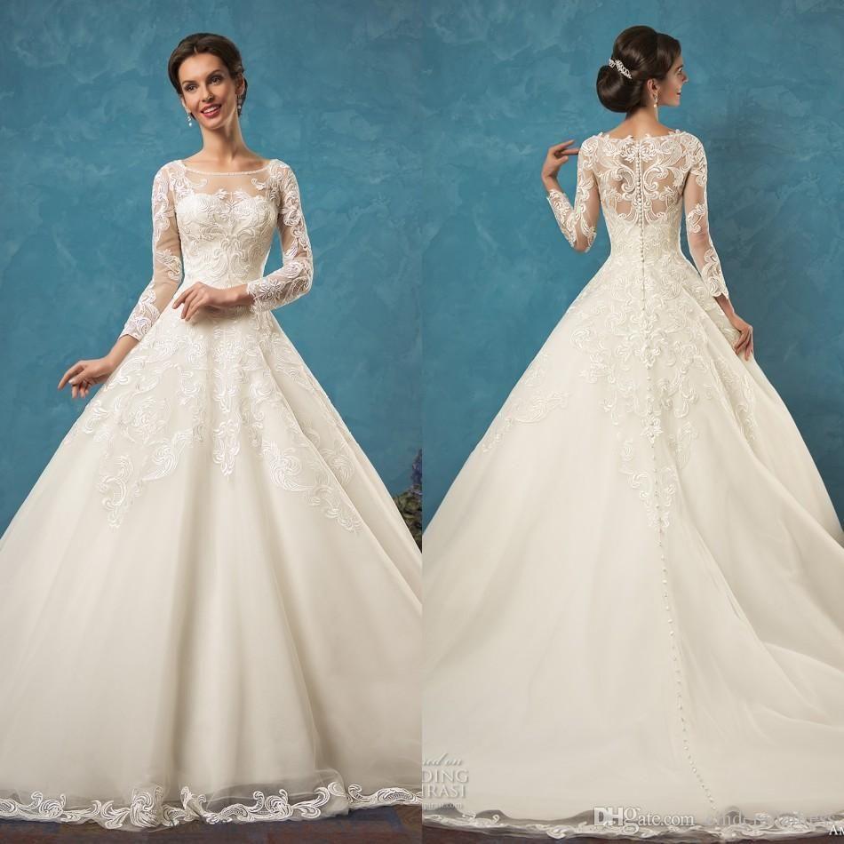 2018 Luxury Short Lace Bride Bridal Gloves Wedding Gloves Crystals ...
