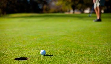 Ancil Hoffman Golf Course Carmichael Ca Golf Courses Golf Soccer Field
