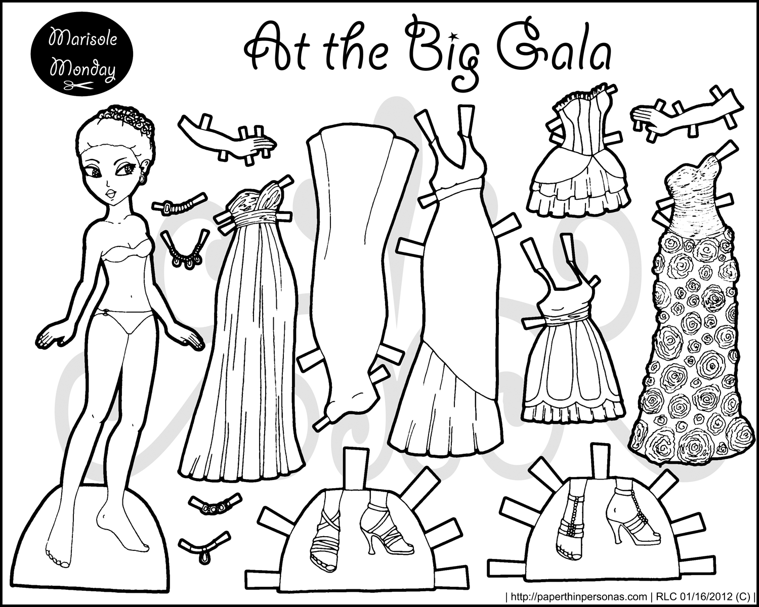 41 best Crafts Paper Dolls images on Pinterest Paper Paper