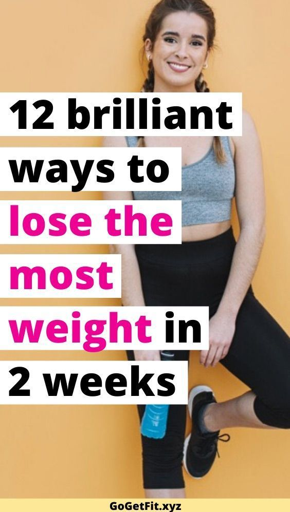 12 brilliant ways to lose the most weight in 2 weeks | healthy weight loss tips | best weight loss t...