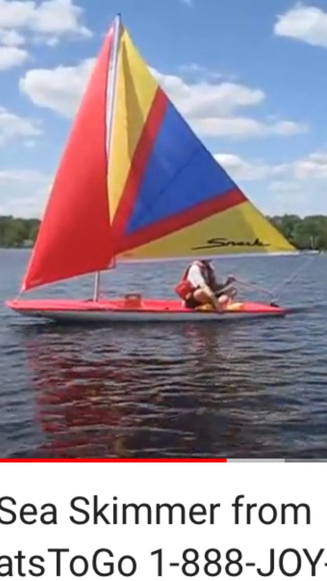 Sea Skimmer 12 Daysailer | Boat | Boat, Sea, Vehicles