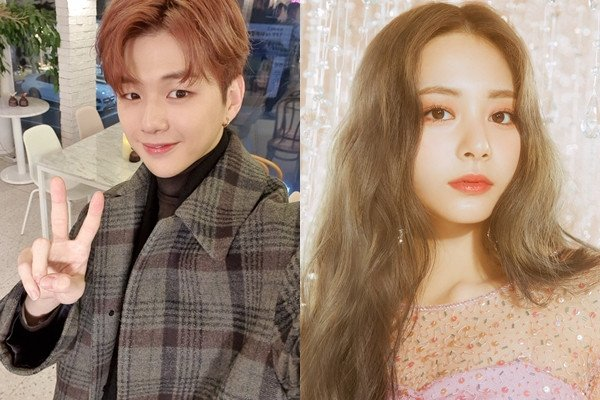 Twice S Tzuyu And Kang Daniel Chosen As The 1 Idols People Want To Give Chocolates To On Valentines Day Idol People Valentines