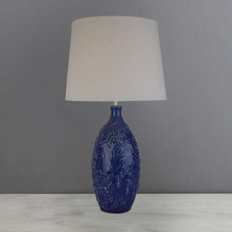 Odette blue ceramic table lamp dunelm hayden pinterest odette blue ceramic table lamp dunelm hayden pinterest ceramic table lamps ceramic table and traditional mozeypictures Choice Image
