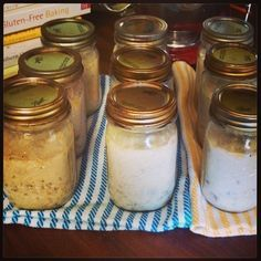 A Farm Wifes Life: Homemade Cream of Mushroom Soup (Gluten or Gluten Free)