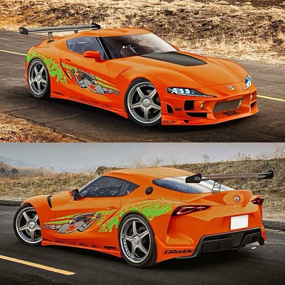 2020 Toyota Supra: Toyota Supra 2020