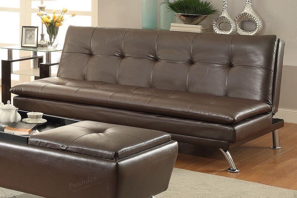 Braune Ledersofabetten Homedecor In 2020 Brown Leather Sofa