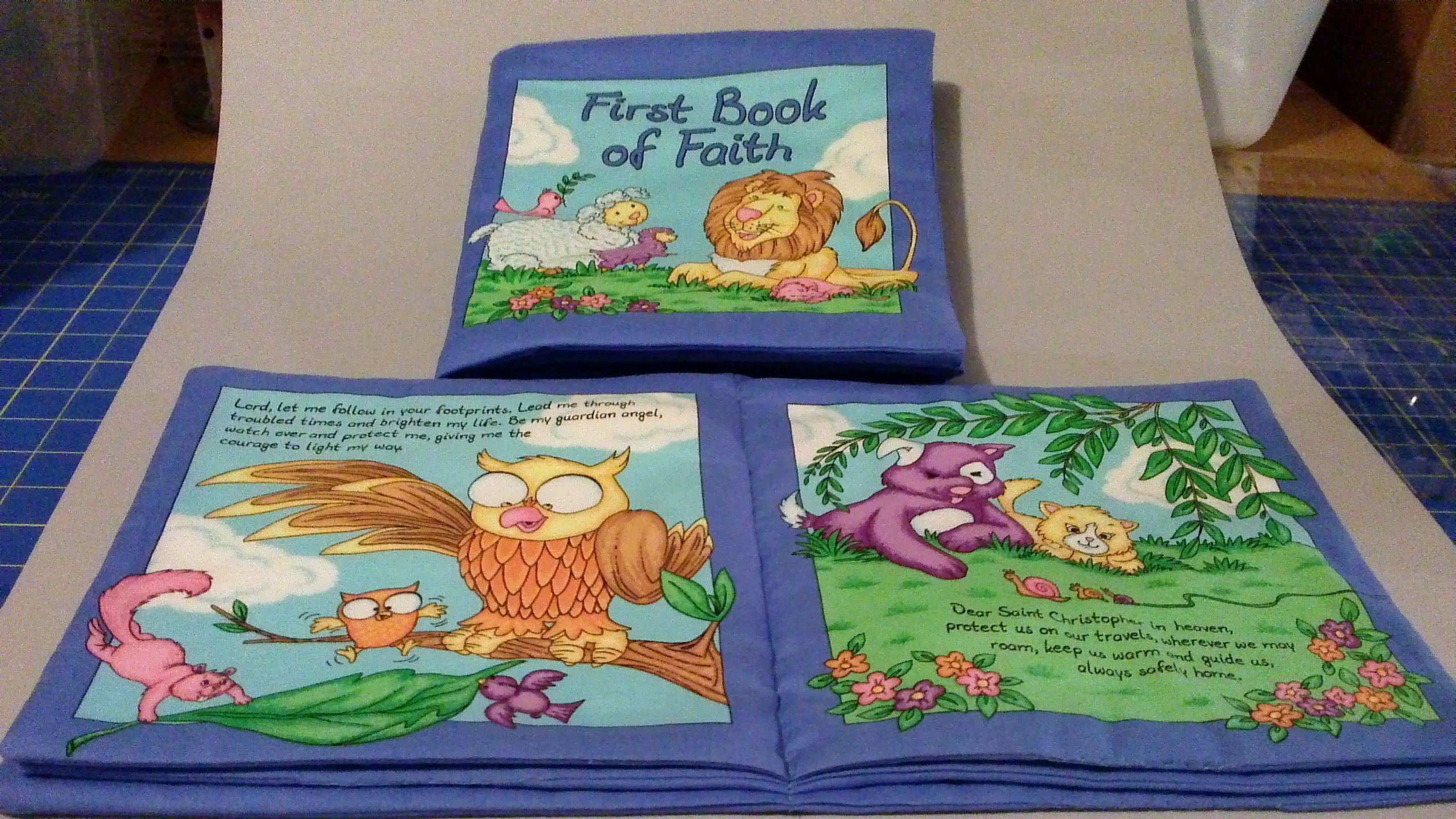 Book of Faith Soft book - $20 (LMH)