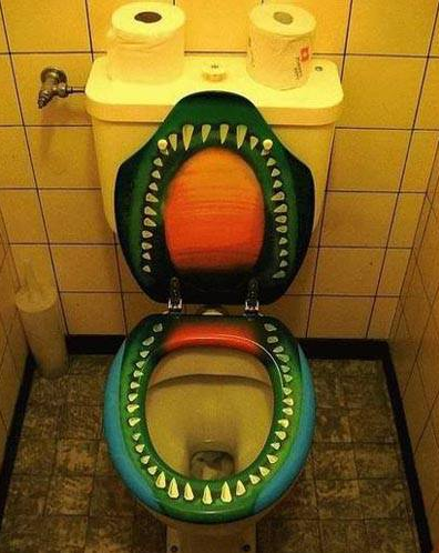 Pin by Khondoker Islam on Daily Humor in 2019 | Funny toilet seats