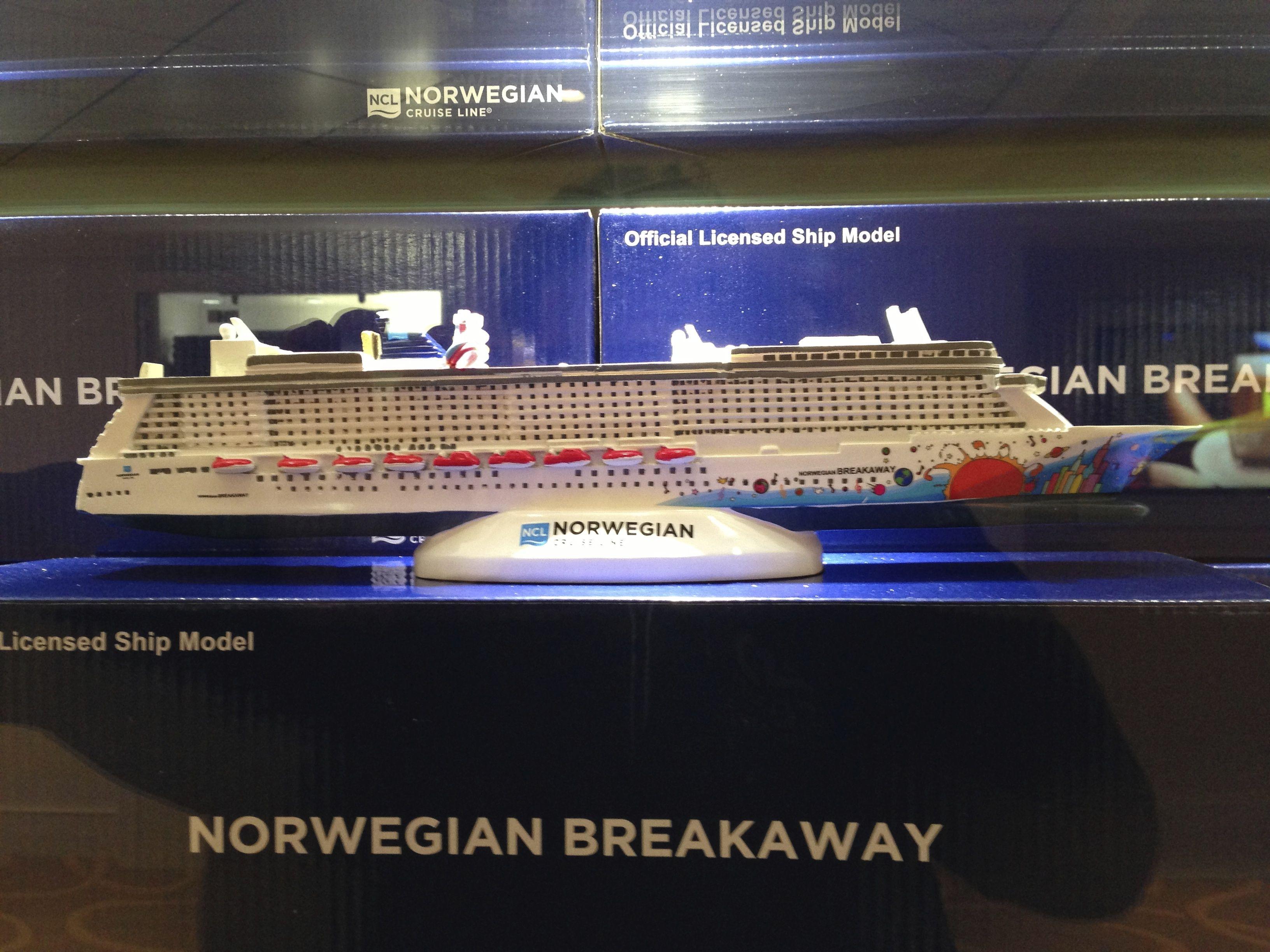 NCL Breakaway Model Ship Httpwwwpsdiceartcouk Titanic - Cruise ships uk
