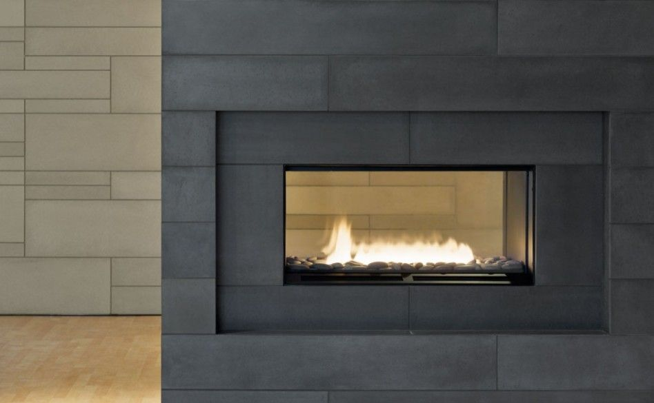Great Images Of Porcelain Tile Fireplace For Your Inspiration