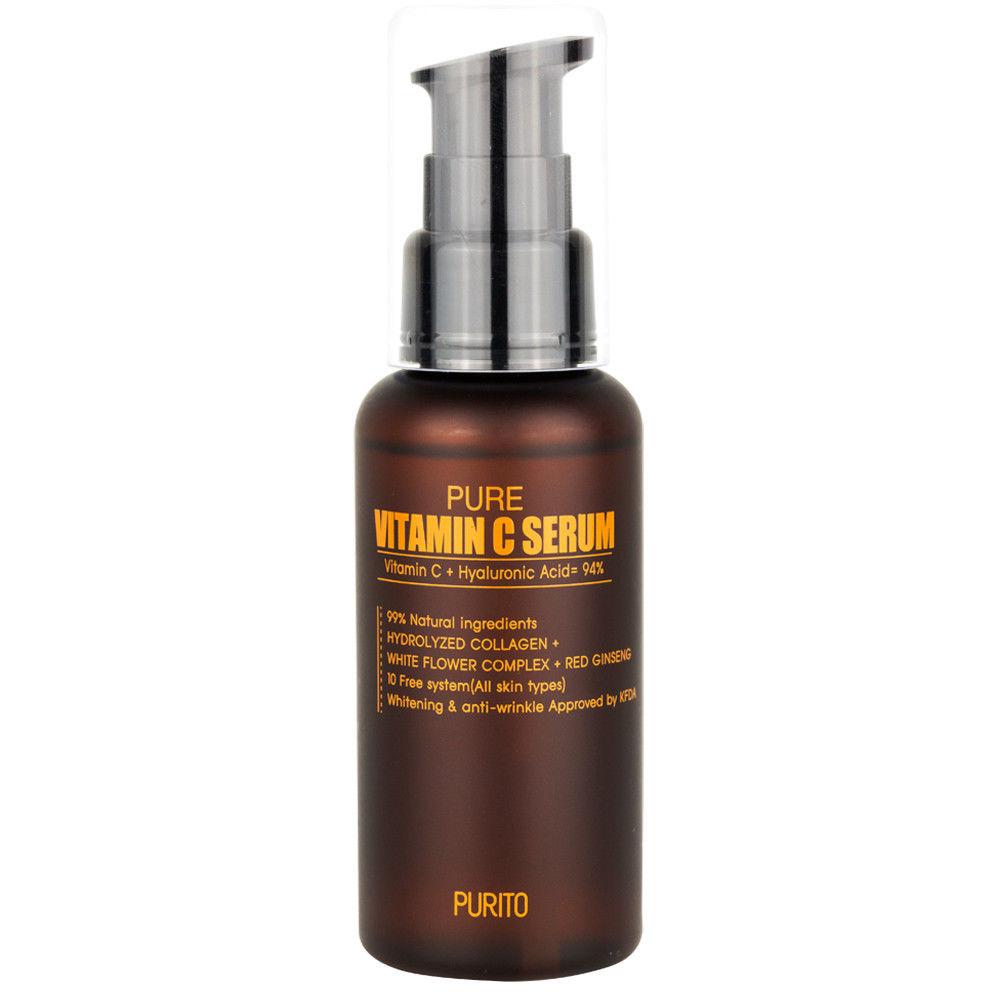 19 76 Aud Purito Pure Vitamin C Serum 60ml Ebay Fashion Vitamin C Serum Beauty Vitamins Pure Products