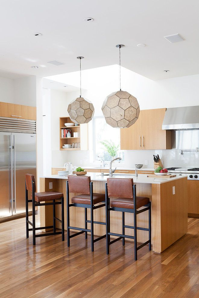 santa monica modern by disc interiors with images disc interiors contemporary kitchen on l kitchen interior modern id=84230