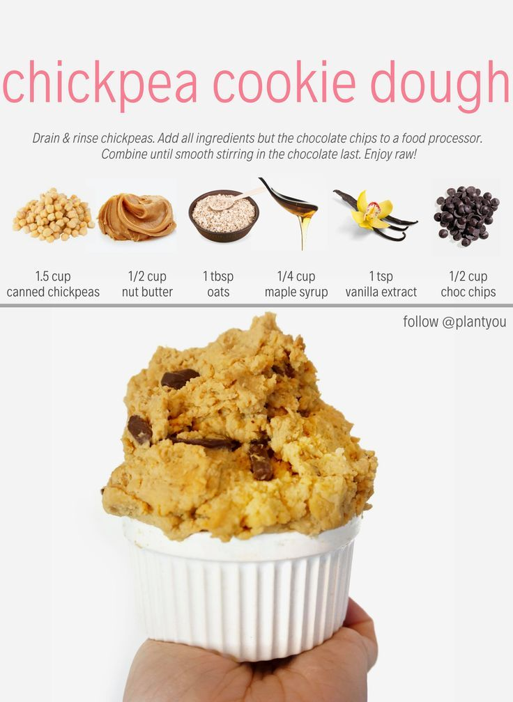 Creamy Vegan Cookie Dough Recipe